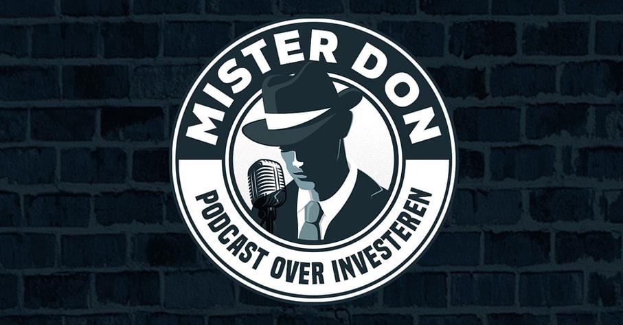 mister don podcast over investeren
