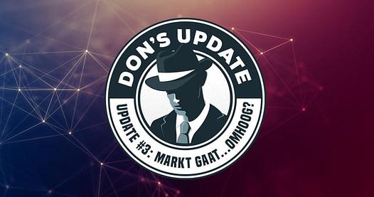 Visual met de 3e update van Mister Don