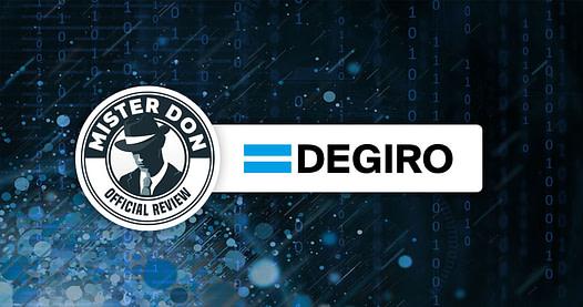 degiro misterdon review